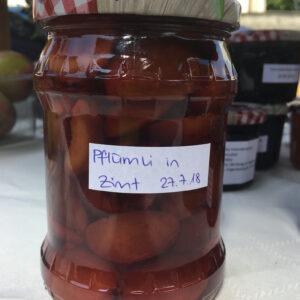 Fruchtkompott